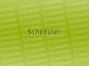 When creating a schedule item, why is an associate not showing?